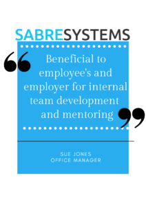 Sabre Systems Ltd Testimonial