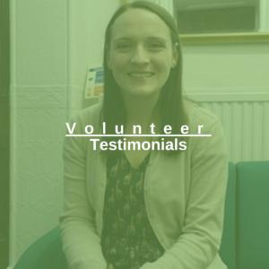 Volunteer Testimonials