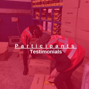 Participant Testimonial